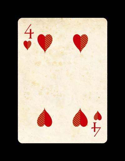 Venexiana_Playing_Cards_The_Four_of_Herts