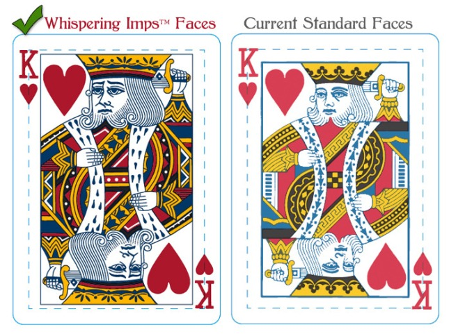 Whispering_Imps_Playing_Cards_The_King_Of_Hearts