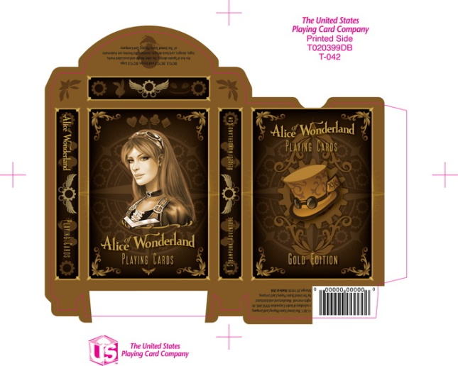 Alice_of_Wonderland_Playing_Cards_Box_Gold_Edition_2