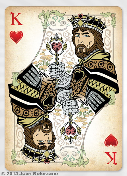 Alice_of_Wonderland_Playing_Cards_King_of_Hearts