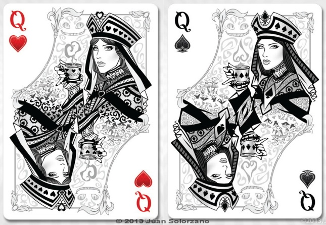 Alice_of_Wonderland_Playing_Cards_Queens