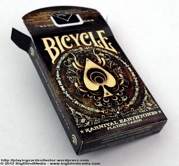 Bicycle Carnival Playing Cards Deck New
