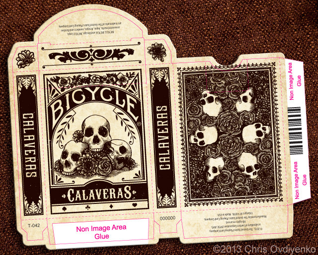 Bicycle-Calaveras-Playing-Cards-by-Chris-Ovdiyenko