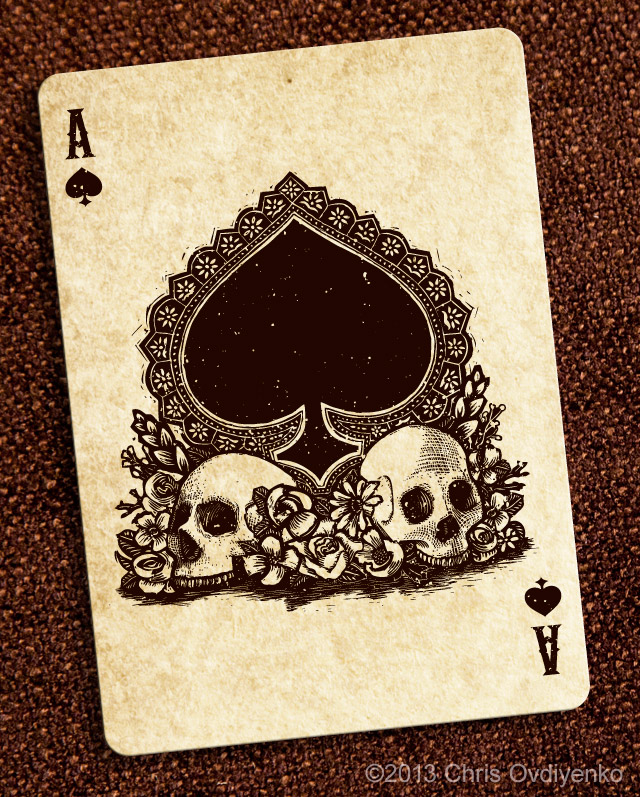 Bicycle_Calaveras_Playing_Cards_The_Ace_of_Spades