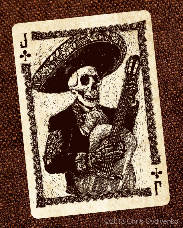 Bicycle_Calaveras_Playing_Cards_The_Jack_of_Clubs