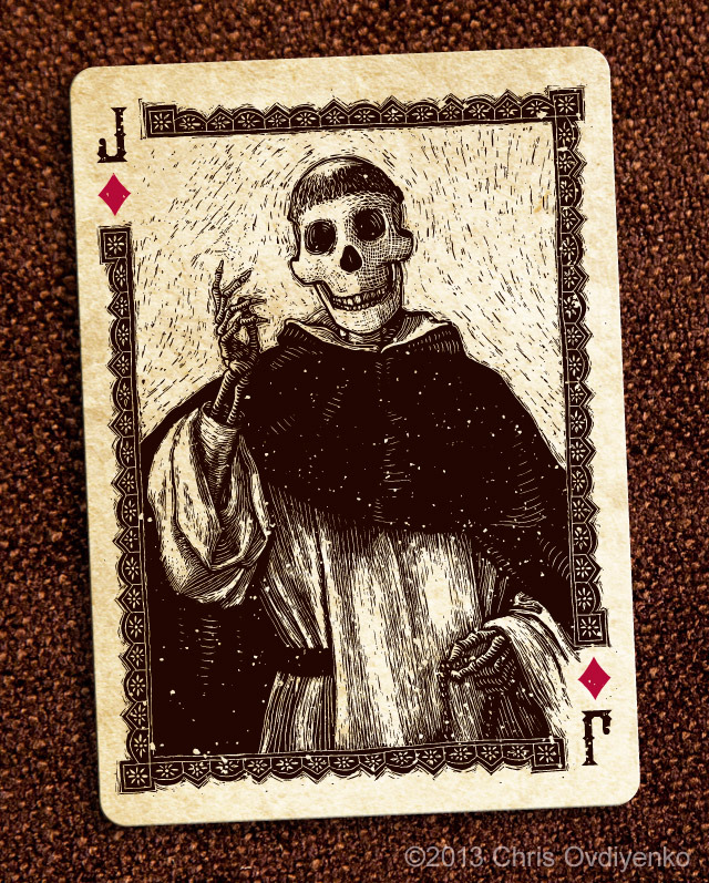 Bicycle_Calaveras_Playing_Cards_The_Jack_of_Diamonds