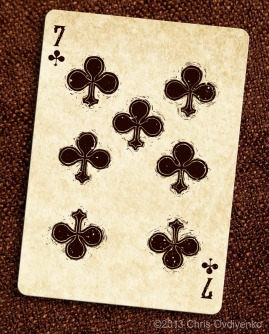 Bicycle_Calaveras_Playing_Cards_The_Seven_of_Clubs