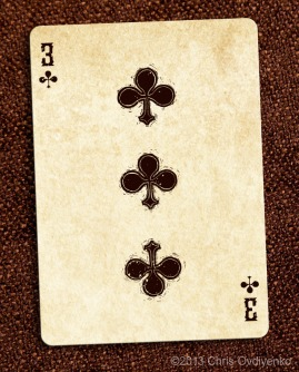 Bicycle_Calaveras_Playing_Cards_The_Three_of_Clubs