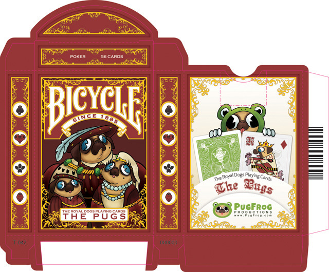 Bicycle_The_Royal_Dogs_Playing_Cards_Box