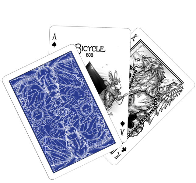 Bicycle-The-White-Rabbit-Playing-Cards-2