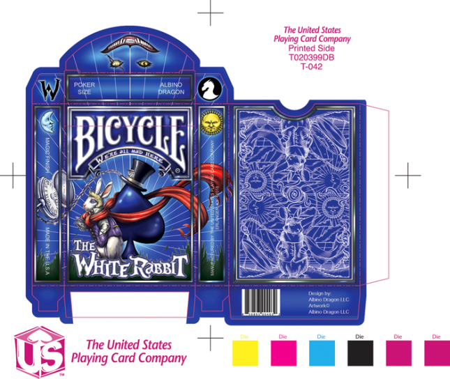 Bicycle-The-White-Rabbit-Playing-Cards-Box