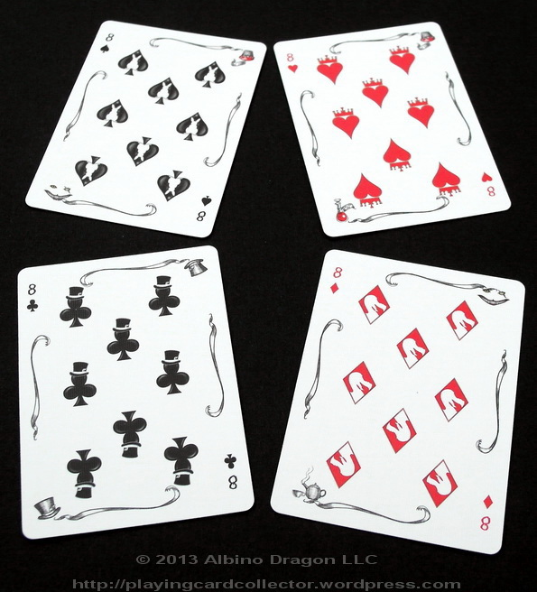 Bicycle-White-Rabbit-Playing-Cards-Eight