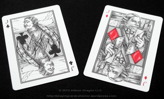 Bicycle-White-Rabbit-Playing-Cards-Jack-2