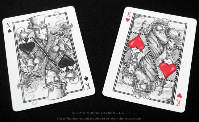 Bicycle-White-Rabbit-Playing-Cards-King