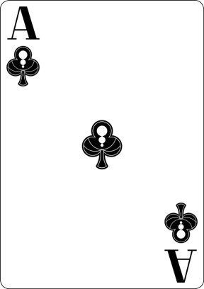Black-Hearted-Playing-Cards-by-Raquel-Sordi-Ace-of-Clubs