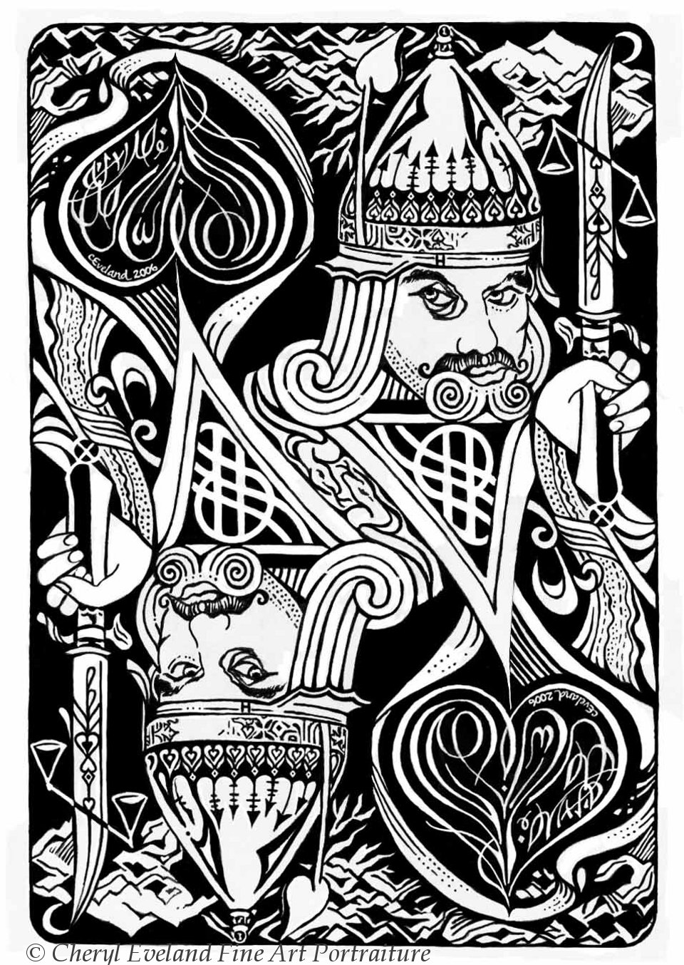 Category Archives: The King of Spades