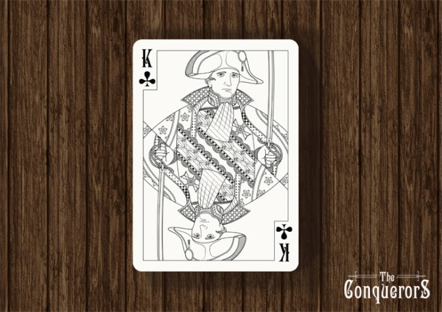 Conquerors_Playing_Cards_The_King_of_Clubs