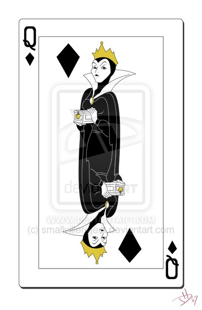 Disney_Villains_Playing_Cards_Queen_of_Diamonds_smallvillereject