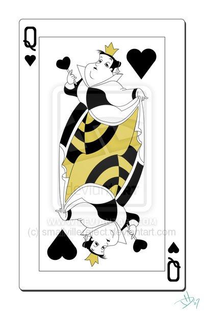 DeviantART: Disney Villains Playing Cards by Daniel ...