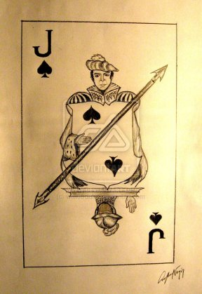 Duke's_Place_Playing_Cards_The_Jack_of_Spades