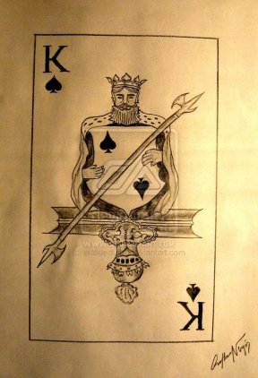 Duke's_Place_Playing_Cards_The_King_of_Spades