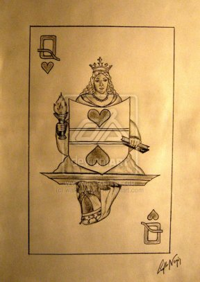 Duke's_Place_Playing_Cards_The_Queen_of_Hearts