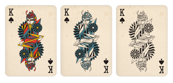 Gosia_Herba_Playing_Cards_The_King_of_Spades