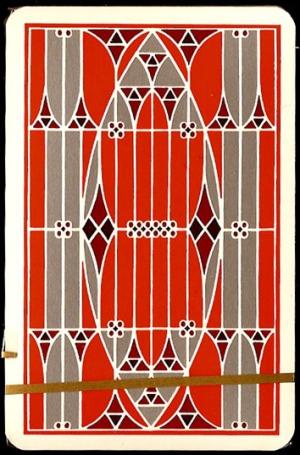 Jugendstil_Art_Nouveau_Playing_Cards_Back_2