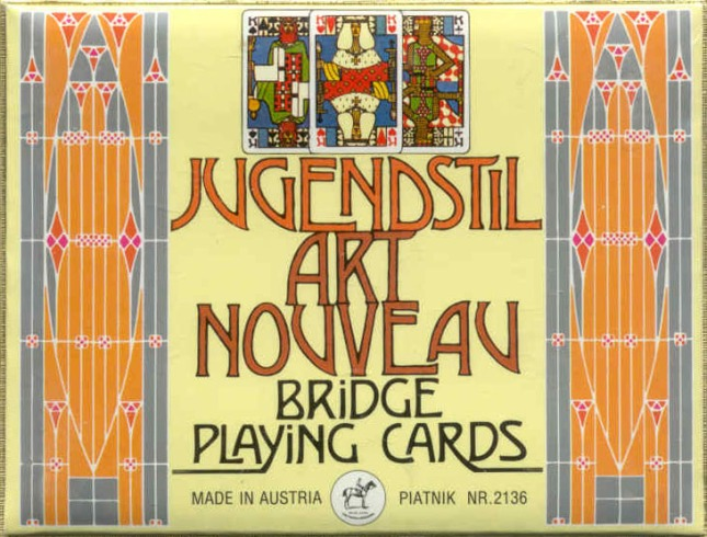 Jugendstil_Art_Nouveau_Playing_Cards_Box