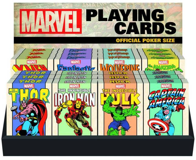 Marvel-Playing-Cards