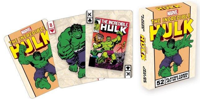 Marvel-Playing-Cards-Hulk