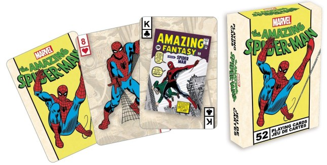 Marvel-Playing-Cards-The-Amazing-Spider-Man