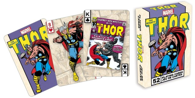 Marvel-Playing-Cards-The-Mighty-Thor