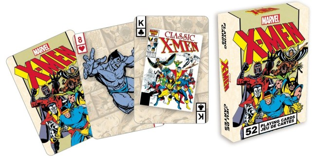 Marvel-Playing-Cards-X-Men