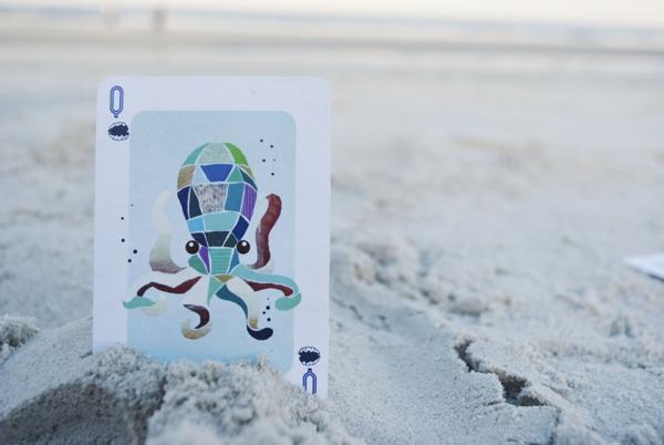 Nicole_Avena_Aquatic_Playing_Cards_Queen