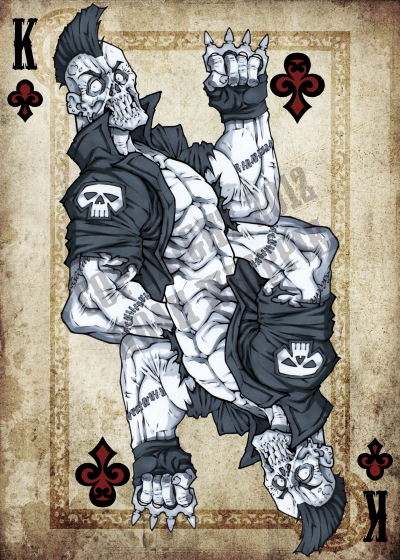 Noah_Wippie_Dark_Arts_Playing_Cards_The_King_of_Clubs