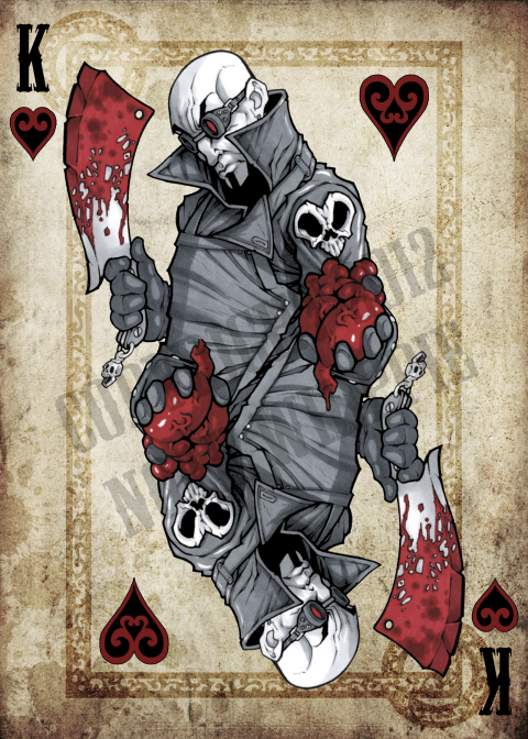 deviantart playing cards by noah wippie playing cards art collecting. Black Bedroom Furniture Sets. Home Design Ideas