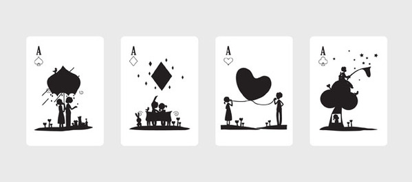 Playing-cards-by-Veronica-Chuah-Aces