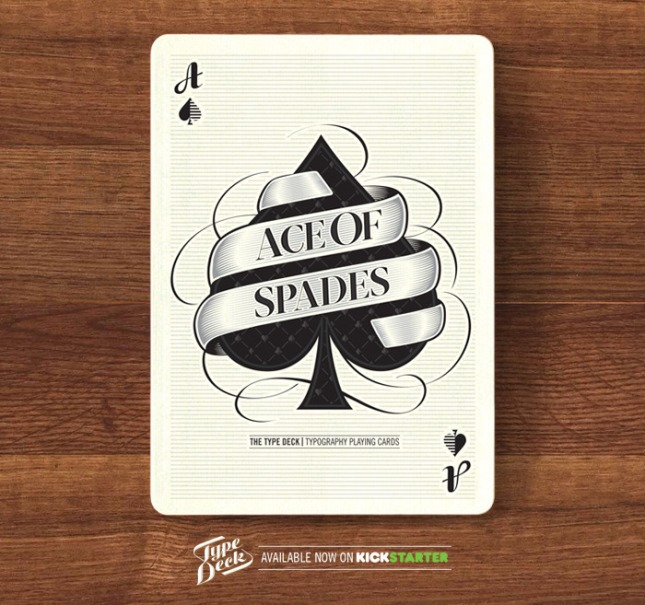 The_Type_Playing_Cards_Ace_of_Spades