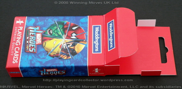 Waddingtons-Marvel-Heroes-Playing-Cards-Box-Flap-3