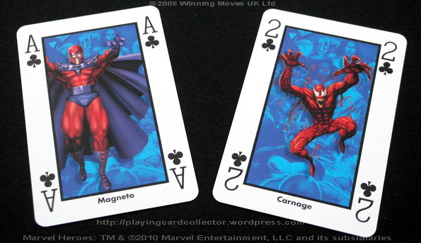 Waddingtons-Marvel-Heroes-Playing-Cards-Clubs-A-2
