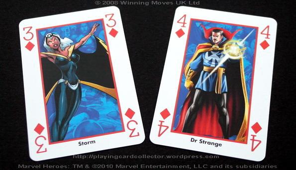 Waddingtons-Marvel-Heroes-Playing-Cards-Diamonds-3-4