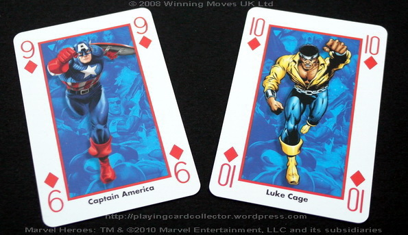 Waddingtons-Marvel-Heroes-Playing-Cards-Diamonds-9-10
