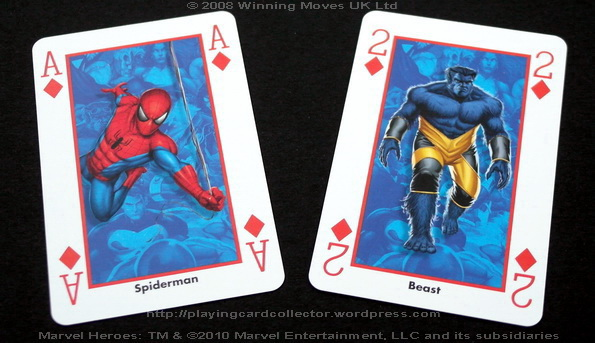 Waddingtons-Marvel-Heroes-Playing-Cards-Diamonds-A-2