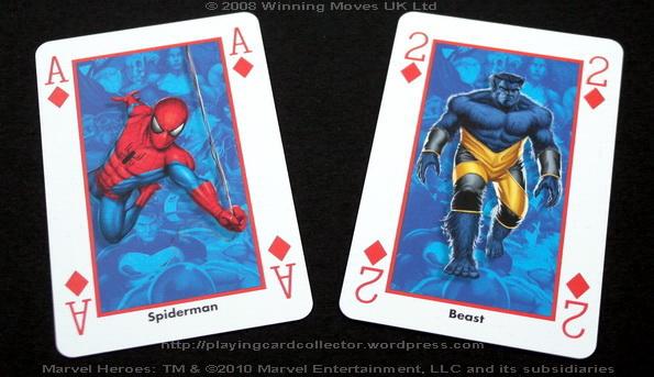 Waddingtons-Marvel-Heroes-Playing-Cards-Diamonds-A-2