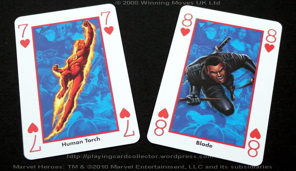 Waddingtons-Marvel-Heroes-Playing-Cards-Hearts-7-8