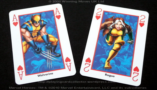 Waddingtons-Marvel-Heroes-Playing-Cards-Hearts-A-2