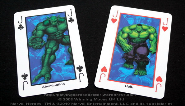 Waddingtons-Marvel-Heroes-Playing-Cards-Hulk