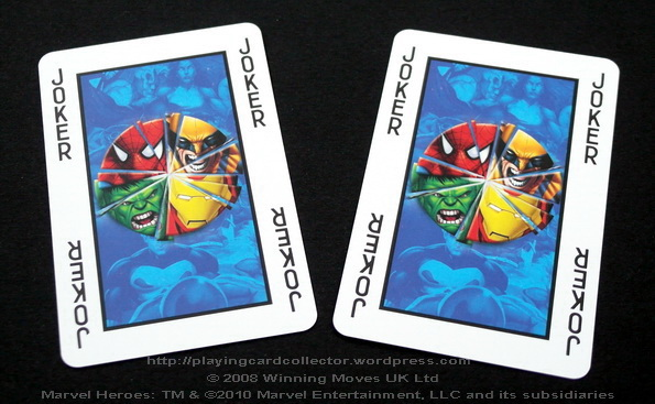 Waddingtons-Marvel-Heroes-Playing-Cards-Joker