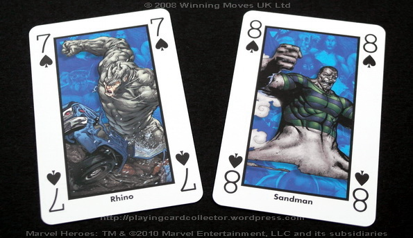 Waddingtons-Marvel-Heroes-Playing-Cards-Spades-7-8